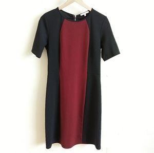 41 Hawthorn Stitch Fix Beckie Colorblock Dress M